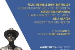 Conzert 2016 Philharmonie Berlin