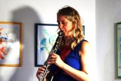 Clarinet Impro