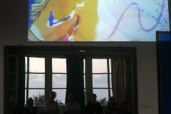 Video-Projection